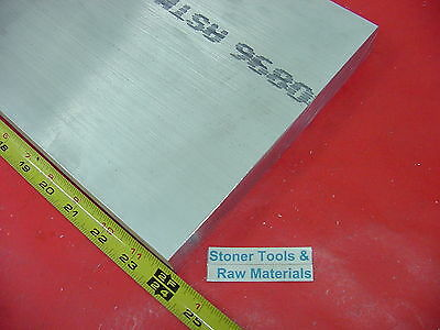 """3/8"""" X 12"""" ALUMINUM 6061 Rectangle BAR 24"""" long Solid T6511 .37 Plate Mill Stock"""