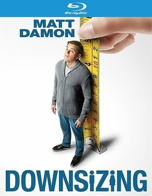 Downsizing (Blu-ray Disc ONLY, 2018)