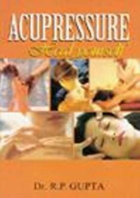 Accupressure: Heal Yourself by R. P. Gupta (Paperback, 2002)
