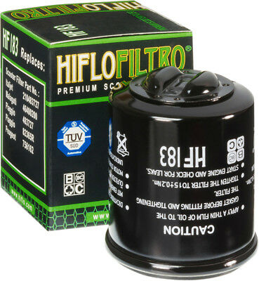 HifloFiltro Replacement Motorcycle Oil Filter HF183