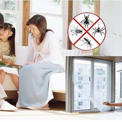 Anti-Insect Fly Bug Mosquito Door Window Curtain Net Mesh Screen Protector Summe