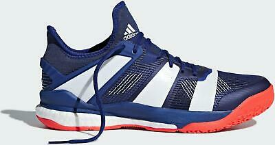 ADIDAS INDOOR COURT Stabil X Blue Shoes Trainers AC8561