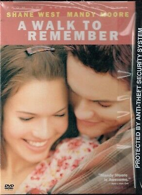 A Wallk To Remember - Shane West- 2002 - DVD - Widescreen - Special Features