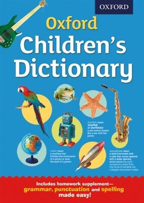 Oxford Children's Dictionary (Hardcover), Oxford Dictionaries, 97...