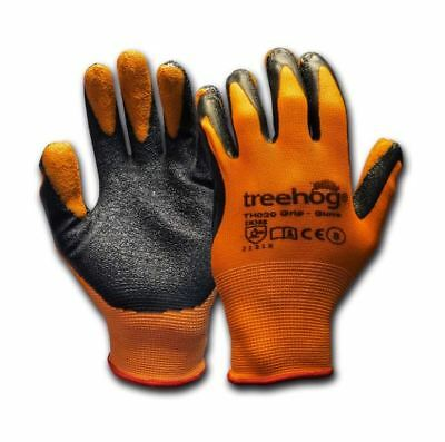 Treehog Latex Dipped Grippy Gloves