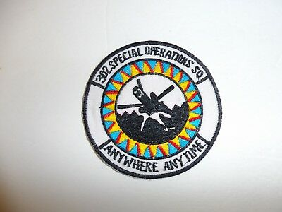 e0665 USAF US Air Force 302 Special Operations Squadron Anywhere Anytime IR20E