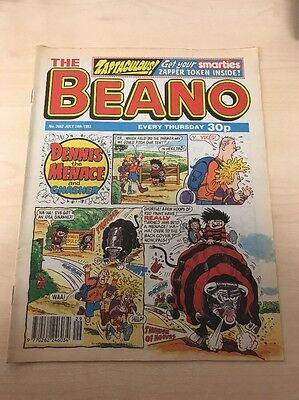 The Beano Magazine / Comic - No. 2662 - July 24th 1993