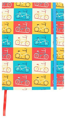 Bike A5 Notebook Pack Of 6