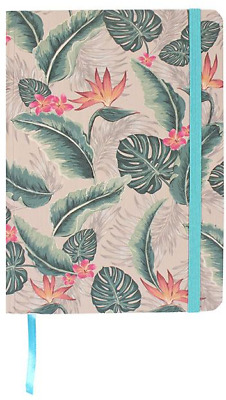 Tropical Island A5 Notebook Pack Of 6