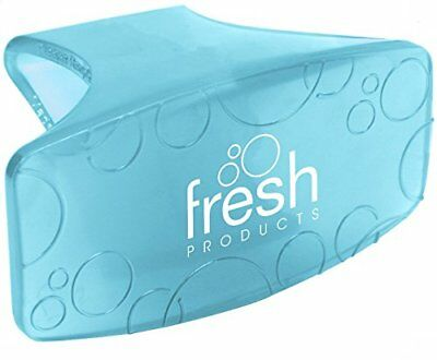 Fresh Products Eco Bowl Clip Ocean Mist Bowl Clip Deodorizer - Pack of 4