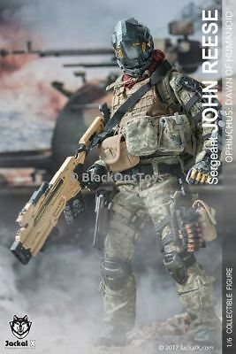 Robot Tech Sergeant John Reese One Sixth Scale Collectible Figure Mint in Box