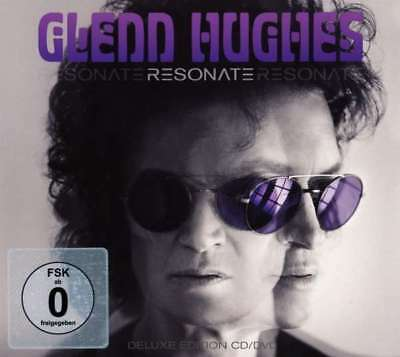 Glenn Hughes - Resonate ¿ CD/DVD Nuevo CD+DVD