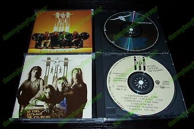DAD D.A.D. USA 2 CD Lot Riskin' It All 1992 & No Fuel Left For The Pilgrims 1989