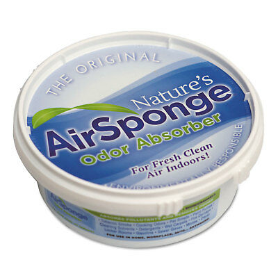 Nature's Air Odor-Absorbing Replacement Sponge Neutral 24/Carton