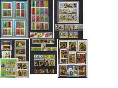 (344) Niue 1980-1981 Used Collection Cat £30+