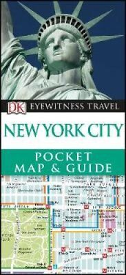New York City Pocket Map and Guide by DK Travel 9780241310571 (Paperback, 2018)