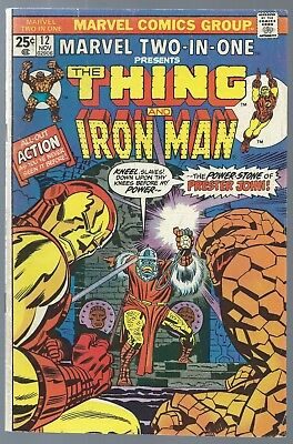 Marvel TWO-IN-ONE (The THING & __) - U-Pick-Comic (Vintage Bronze Age)