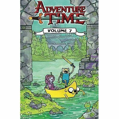 Adventure Time: Volume 7, Ryan North, Braden Lamb, Shelli Paroline, New conditio