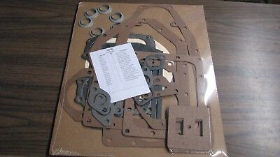 Complete Wisconsin Engine Gasket Set for VH4D, W4-1770, VF4D      READ AD!