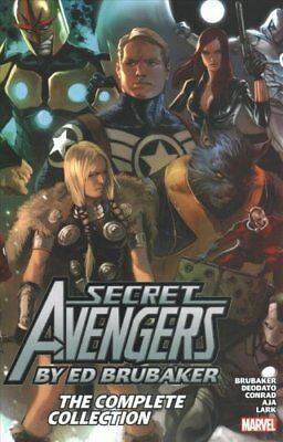Secret Avengers By Ed Brubaker: The Complete Collection 9781302912192