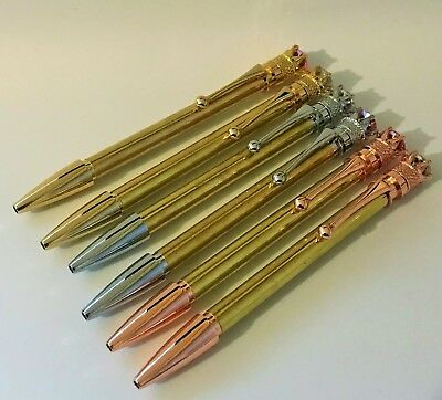 Woodturning - Royalty Pen Kits