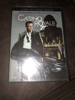 Casino Royale (2-Disc Full Screen Edition) Brand New Sealed