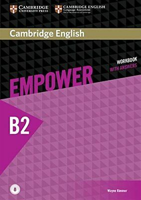 Cambridge English Empower Upper Intermediate Workbook with Answers with Download