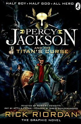 Percy Jackson and the Titan's Curse: The Graphic Novel (Book 3) 9780141338262