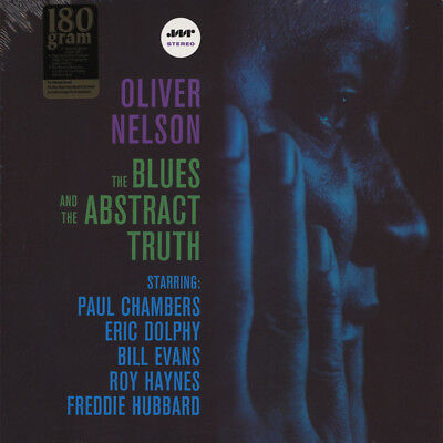 Oliver Nelson - The Blues And The Abstract Tru (Vinyl LP - 2013 - EU - Original)