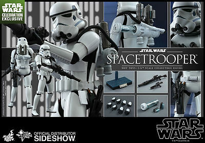 Hot Toys 1/6 MMS291 Star Wars Episode 4 Spacetrooper Action Figure