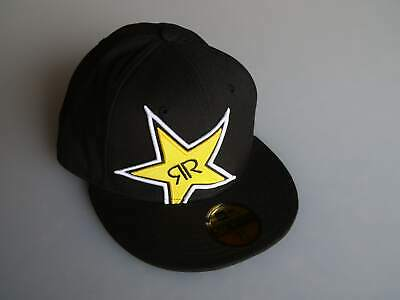 New Era Rockstar Energy Drink Cappe Mütze Snapback 59Fifty Cap Baseball 7