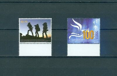 Europa Cept Scouting 2007 Mnh Very Fine