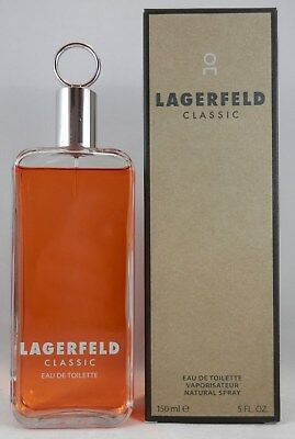 Lagerfeld CLASSIC MEN Eau de Toilette Spray 150 ml