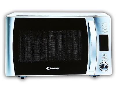 Candy CMXG22ds Mikrowelle mit Grill 22 L 800 W Edelstahl [EEK A] MG759 B-