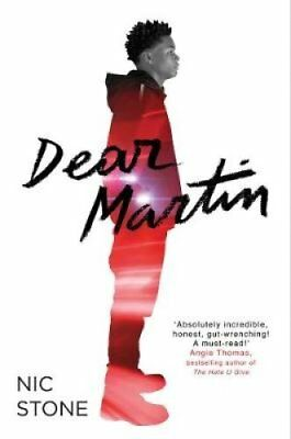 Dear Martin by Nic Stone 9781471175565 (Paperback, 2018)