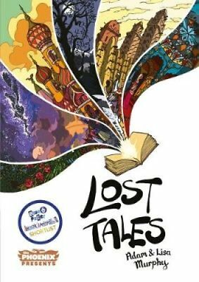 Lost Tales by Adam Murphy 9781910989197 (Paperback, 2016)