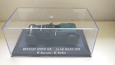 Bentley Speed Six 1st Le Mans 1929 Barnato 1/43  New & Box Diecast model Car