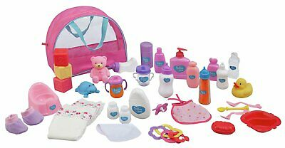 Chad Valley Babies to Love Deluxe Changing Bag Set.
