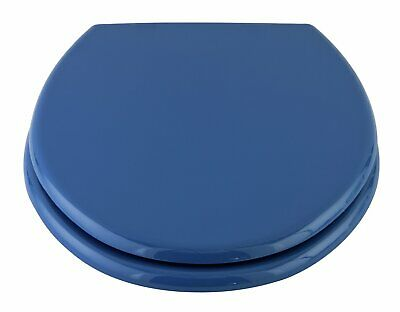 Toilet Seats With Fittings Plastic Strong Hinges Durable