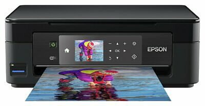 Epson Expression Home XP-452 All-in-One Wireless WiFi Direct Printer - Black