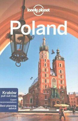 Lonely Planet Poland by Lonely Planet 9781742207544 (Paperback, 2016)