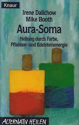 *w- AURA-Soma - HEILUNG durch FARBE,...- Irene DALICHOW/ Mike BOOTH tb (1998)