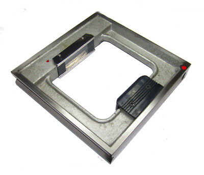 Rdgtools 250Mm Precision Engineers Frame Level 0.02Mm/M Accuracy In Wooden Box