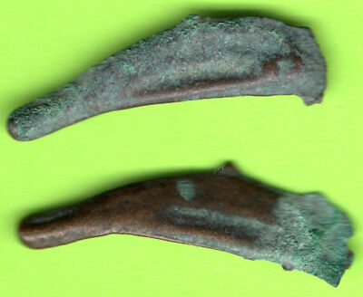 Sarmatia OLBIA Cast Proto Money DOLPHIN 5th BC Ukraine Crimea Russland 2 pc. 240