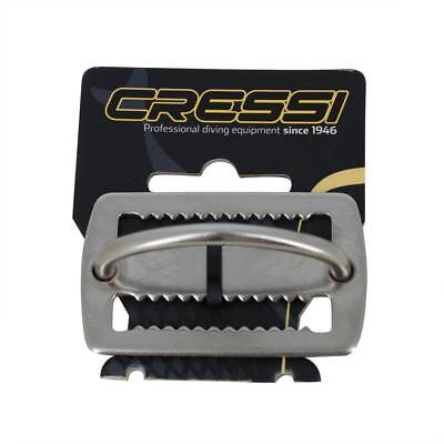 Cressi Weight Keeper With D Ring 3 Units One Size