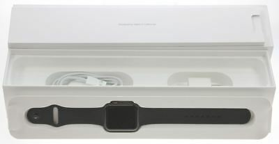 Apple Watch S3 Space Gray Aluminum 42mm Sport Band Black: Great Shape