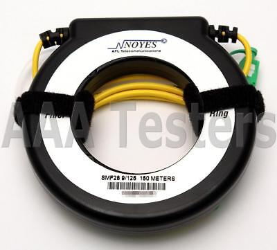 Noyes FR01-00-0011 150m SM SC-APC Fiber Launch Cable Ring
