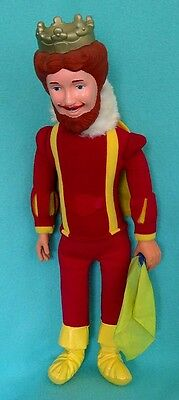 1980 Knickerbocker Magical Burger King Doll
