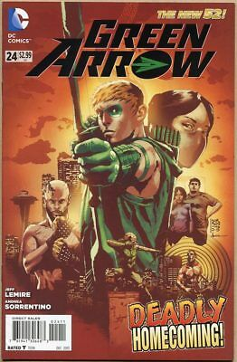 Green Arrow #24 - VF/NM - New 52