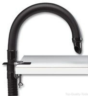 Arm, with Hose & Bracket, 600mm, for use with BVX-200 Extraction Systems